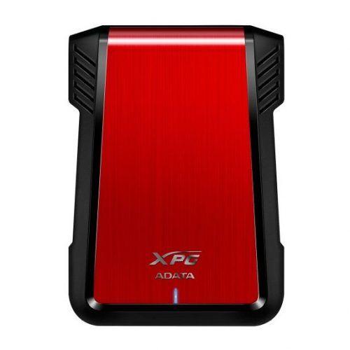 Enclosure Adata XPG Rojo 2.5″ USB 3.0 SATA (AEX500U3-CRD)