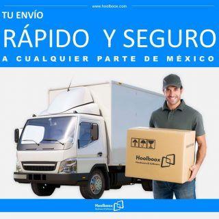 Envíos a todo México | Hoolboox Hardware & Software