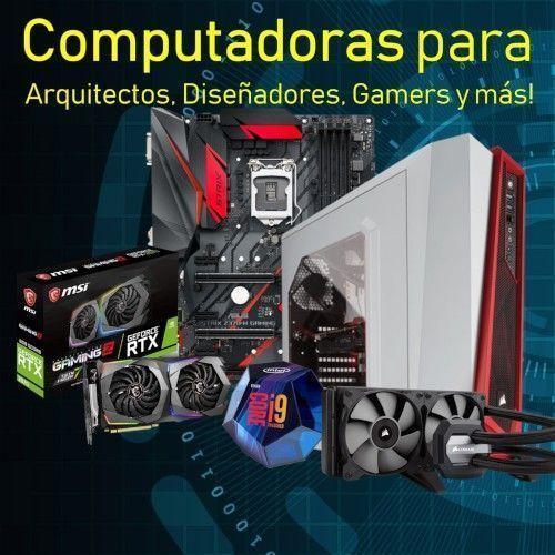 Computadoras para Arquitectos, Diseñadores, Gamers y más! | Hoolboox Hardware & Software