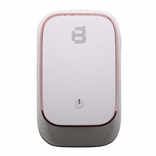 Home Charger Blackpcs 4 Puertos USB LED Touch Blanco (ESH014-W) | Hoolboox Hardware & Software