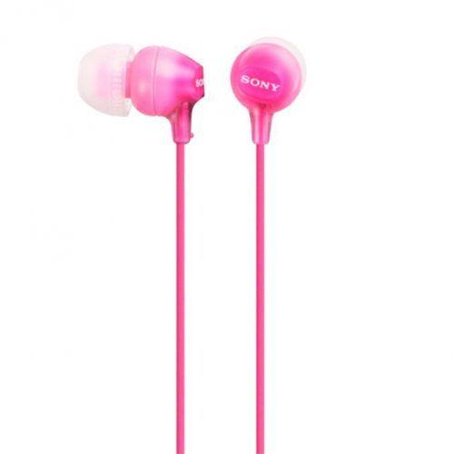Audífonos Internos Sony EX15-LP Color Rosa 3.5mm