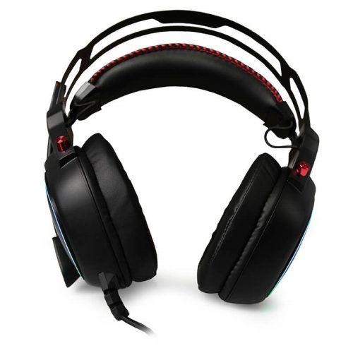 Headset Gamer Yeyian YDV-33403 USB 3.5MM RGB N R Vicious 3000 | Hoolboox Hardware & Software