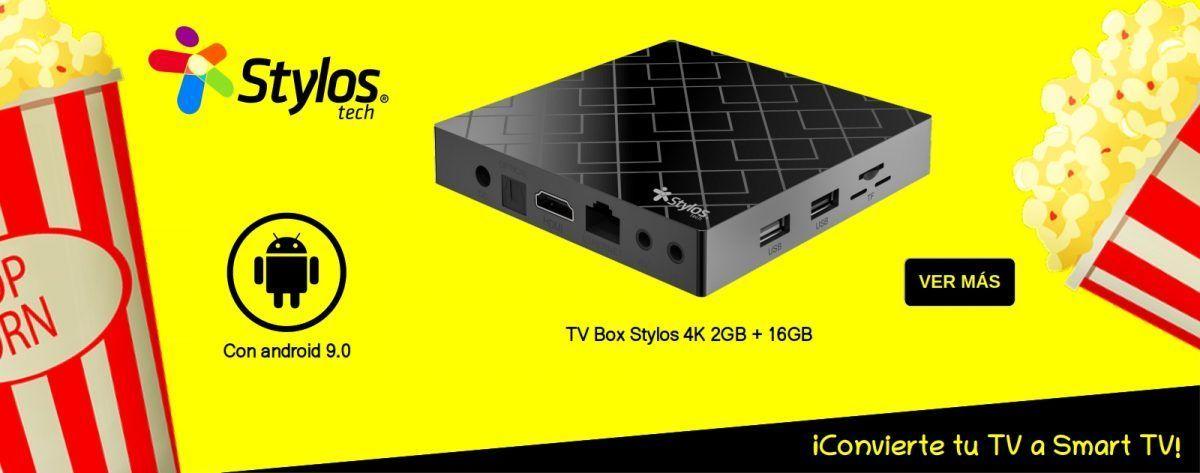 TV Box Stylos 2gb 16gb portada | Hoolboox Hardware & Software