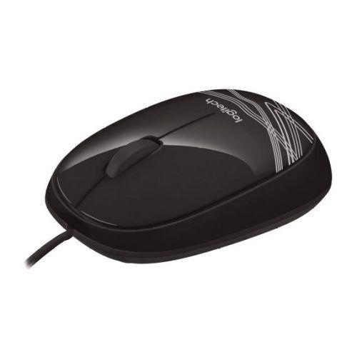 Mouse Logitech M105 Alambrico USB Negro (910-002958) | Hoolboox Hardware & Software