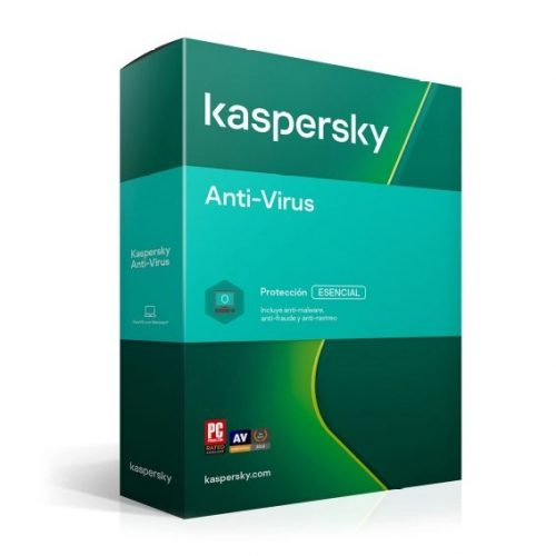 Kaspersky Anti-Virus 1 Usuario 1 año (TMKS-167)