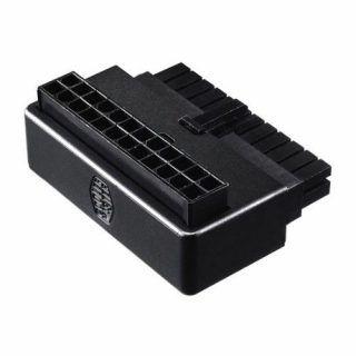 Adaptador Cooler Master ATX 24-Pin Macho - ATX 24-Pin Hembra Negro   Hoolboox Hardware & Software