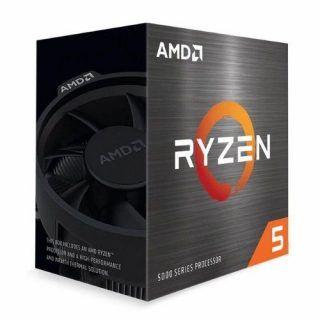 CPU AMD RYZEN 5 5600X 3.7GHZ 4.6GHZ 32MB 65W AM4 100-100000065BOX