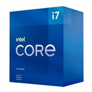 CPU INTEL CORE I7 11700F 2.5GHZ 16MB 65W SOC1200 11THGEN BX8070811700F