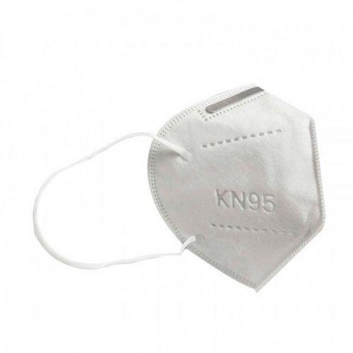 Cubrebocas Non-Medical KN95 ZX-168 5 Capas Blanco 20 Piezas