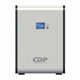 NOBREAK UPS MARCA CDP R-SMART1210 1200VA 720W 10 CONT LCD REG. BAT. SU