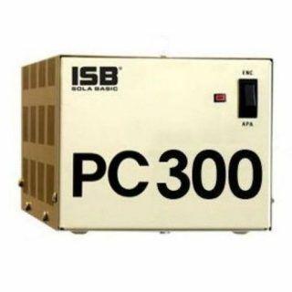 REGULADOR SOLA BASIC PC-300 FERRORESONANTE 300VA 240W 4 CONT 120V | Hoolboox Hardware & Software