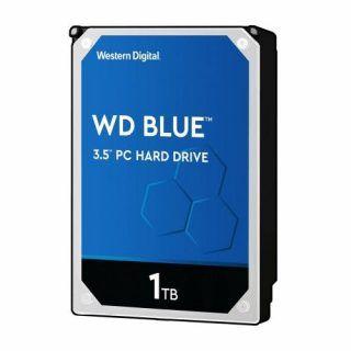 DISCO DURO INTERNO WD 1TB 3.5 WD10EZEX 64MB SATA3 7200RPM BLUE BULK