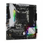 Tarjeta Madre ASRock B450M Steel Legend S-AM4 AMD B450 HDMI