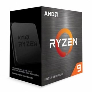 CPU AMD RYZEN 9 5900X 3.7GHZ / 4.8GHZ 64MB 105W AM4 (100-100000061WOF)