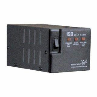 REGULADOR SOLA BASIC DN-21-122 INET 1200VA 1200W 4 CONT METAL
