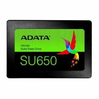 UNIDAD SSD ADATA SU650 120GB SATA III 2.5 (ASU650SS-120GT-R) | Hoolboox Hardware & Software